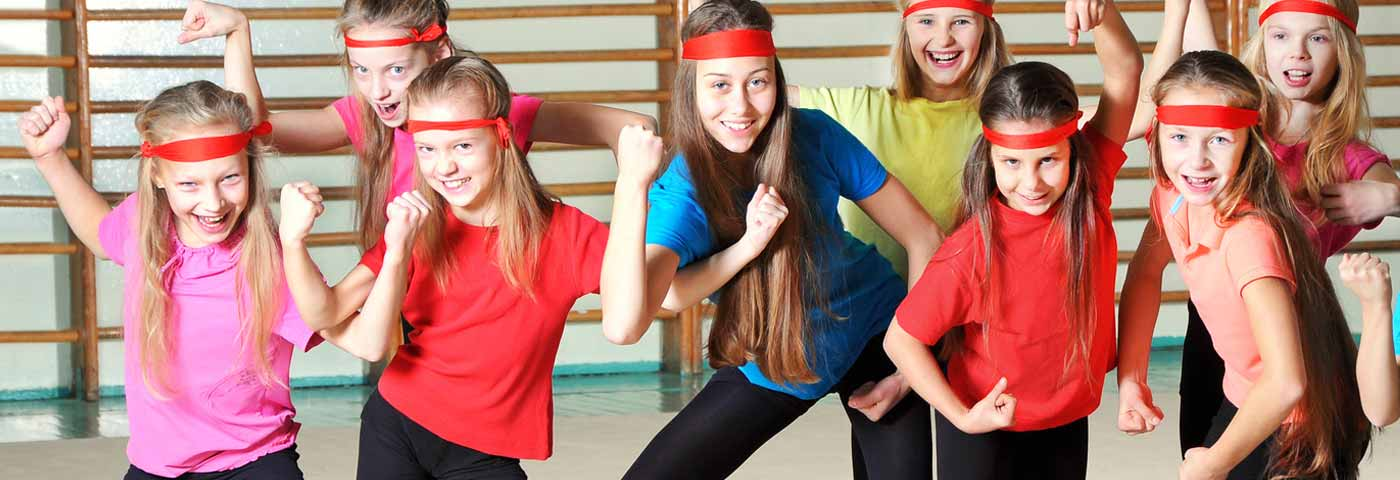 Kopfbild Kindertanz & Jazzdance